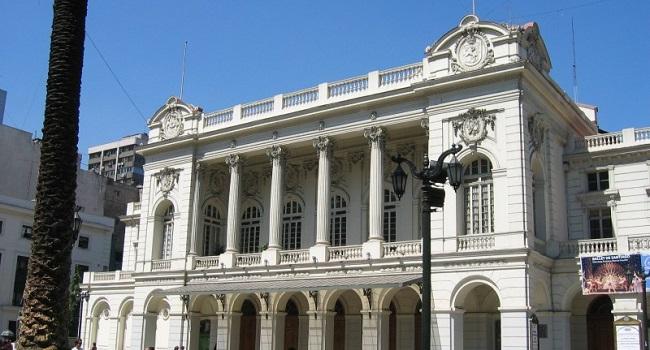 Théâtre Municipal de Santiago
